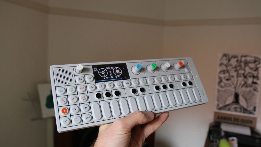 The charismatic and talented OP-1